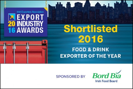 Food & Drink Exporter of the Year 2016