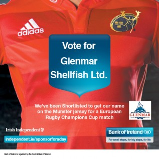The Glenmar Team needs your vote!